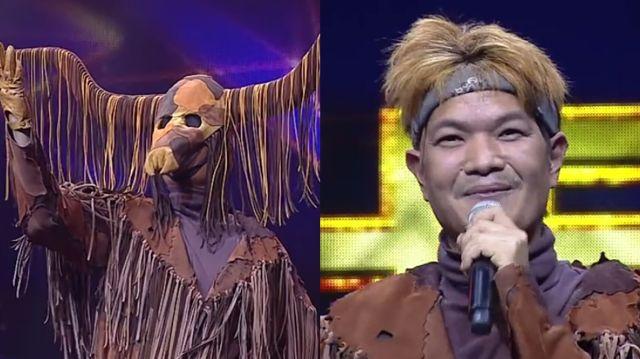 หน้ากากนักร้องซีซัน 1-กรุ๊ปb-04หน้ากากวัว ออดี้