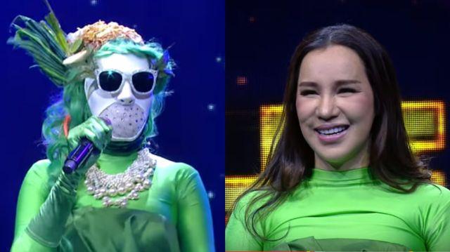 หน้ากากนักร้องซีซัน 1-กรุ๊ปb-05-หน้ากากผัดไทย ส้มเช้ง สามช่า