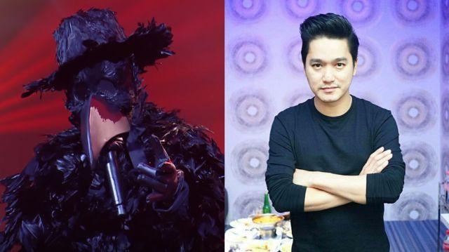 หน้ากากนักร้องซีซัน 1-กรุ๊ปb-08-หน้ากากอีกาดำ เอ๊ะ จิรากร