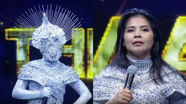หน้ากากนักร้องซีซัน 1-กรุ๊ปc-01-หน้ากากเจ้าหญิง ตั๊ก ศิริพร
