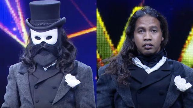 หน้ากากนักร้องซีซัน 1-กรุ๊ปc-04-หน้ากากเจ้าชาย ดาว ขำมิน