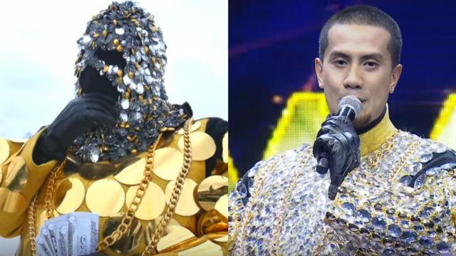 หน้ากากนักร้องซีซัน 1-กรุ๊ปc-06-หน้ากากเพชร เป้ วงมายด์