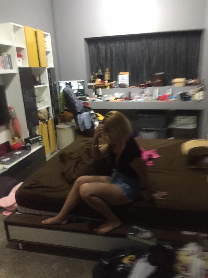 บี้ เดอะสกา โดนแฟนสาวประจานรูปผู้หญิงใหม่ที่พามานอนที่ห้อง