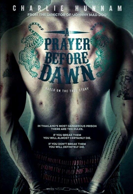 โปสเตอร์หนัง A Prayer Before Dawn