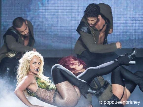บริทนีย์ สเปียร์ ใน Britney Spears Live in Bangkok 2017