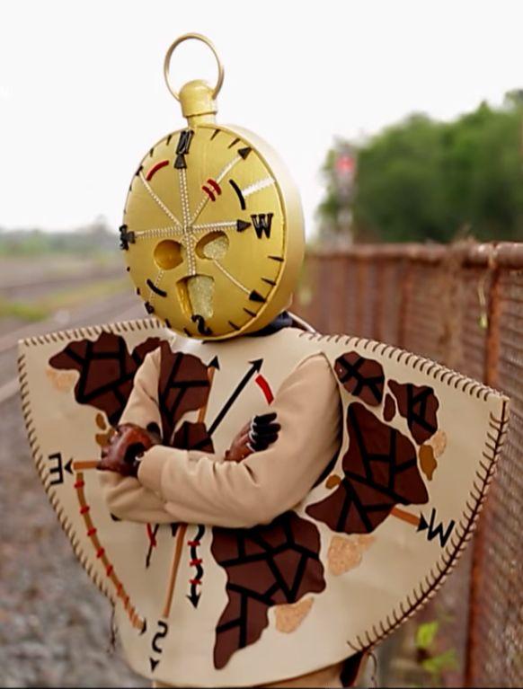เฉลยแล้ว หน้ากากเข็มทิศ คือ แสตมป์ อภิวัชร์ เอื้อถาวรสุข ในรายการ The Mask Singer Season 2