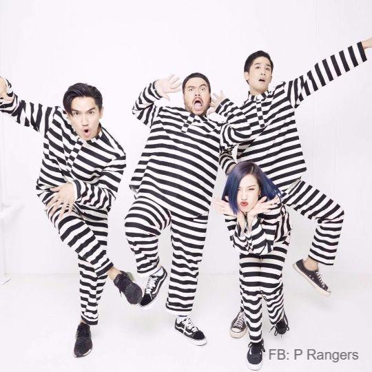 P Rangers พลอย หอวัง - โอ๊ต ปราโมทย์ - พิชญ์ - เป๊ก เปรมณัช เปิดตัวรายการแรก Jailbreak