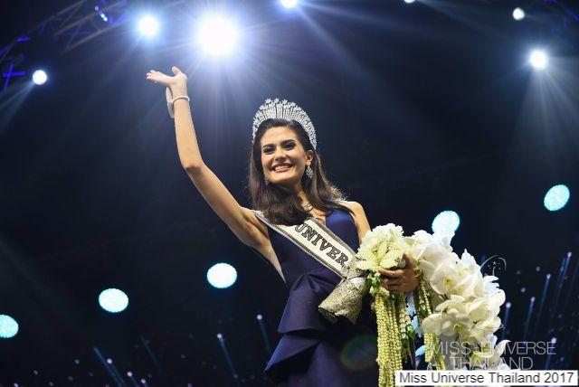 มารีญา บุ๋งบุ๋ง คว้าตำแหน่ง Miss Universe Thailand 2017-1