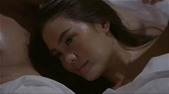 เจนี่ เทียนโพธิ์สุวรรณ love scene ใน เพลิงบุญ 2017