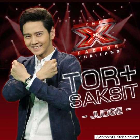 โต๋ ศักดิ์สิทธิ์ หนึ่งในกรรมการ The X Factor Thailand