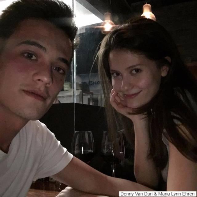Denny Van Dun - Maria Lynn Ehren เดนนี่แฟน มารีญา ปุ๋งบุ๋ง นางสาวไทย 2017 -2