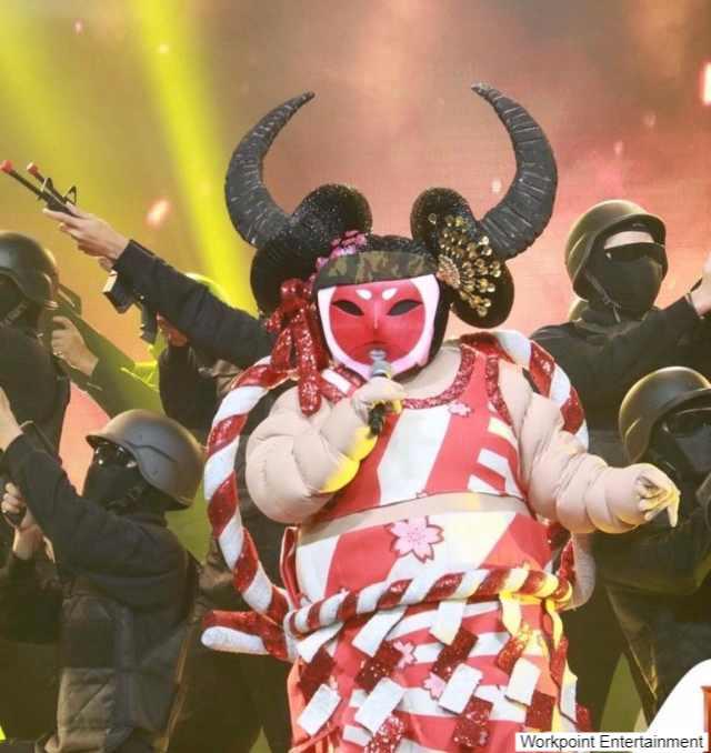 หน้ากากซูโม่ แชมป์ The Mask Singer ซีซั่น 2