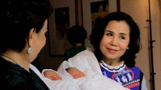 คุณยายวารี คุณแม่ชมพู่ อารยา เผยของรับขวัญหลาน ในรายการ 3แซบ เป็นบ้านหลังใหม่