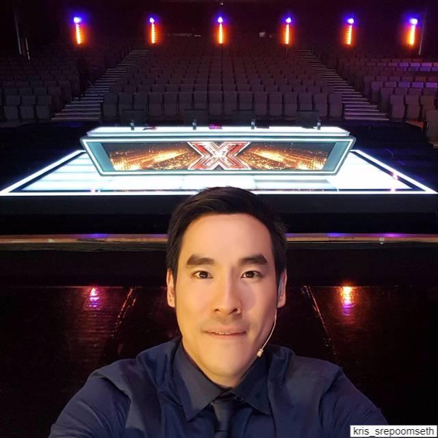 กฤษณ์ ศรีภูมิเศรษฐ์ ในรายการ The X Factor Thailand