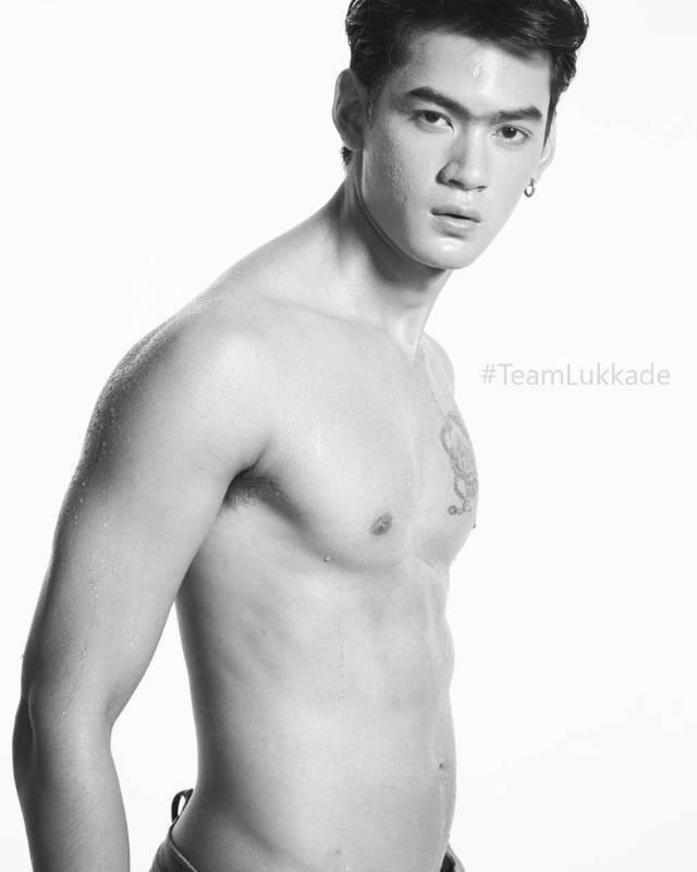 กันย์ ทีมลูกเกด 9un_virgo ถ่ายแบบในรายการ The Face Men Thailand TeamLukkade