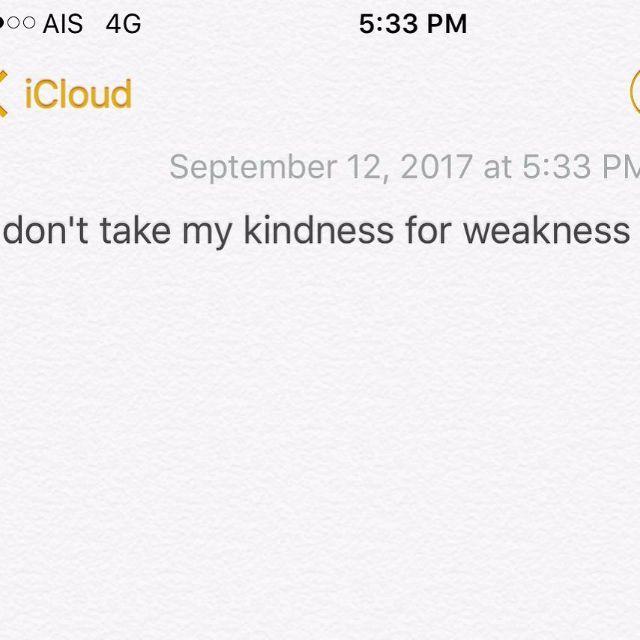 ขันเงิน ไทยเทเนี่ยม เขียนถึง เฟมัส เฌอร์ลิน don't take my kindness for weakness