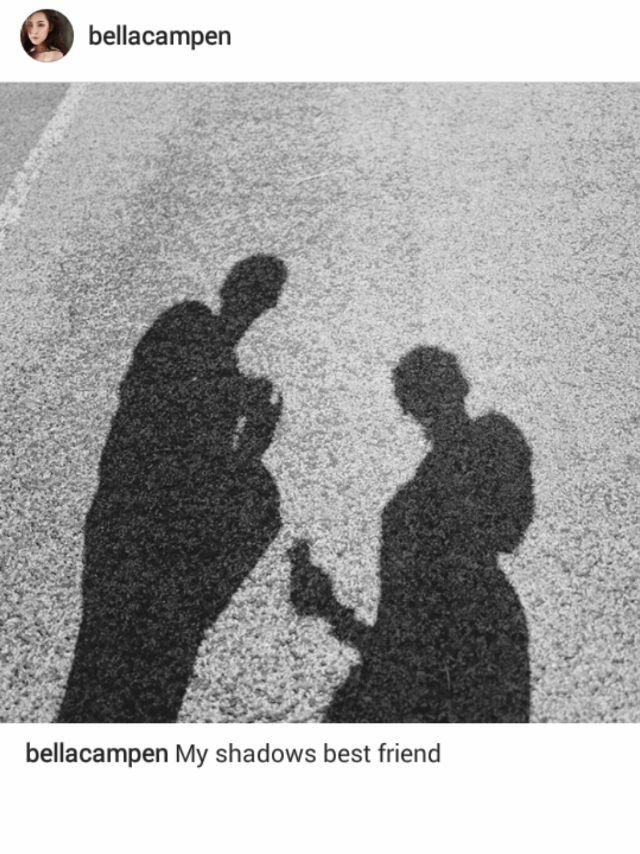 รูปคู่ครั้งแรกในรอบ 5 ปี ระหว่าง เวียร์ เบลล่า @bellacampen