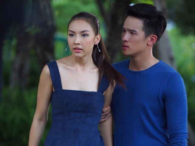 หญิงวี กับ ณรังค์ ในละครเรื่อง สายธารหัวใจ ช่อง 3 HD