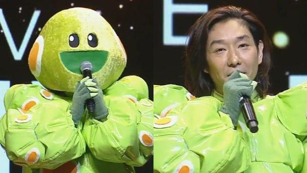 หน้ากากหนอนชาเขียว เฉลยคือ บอย พีซเมคเกอร์ แชมป์ The Mask Singer 3