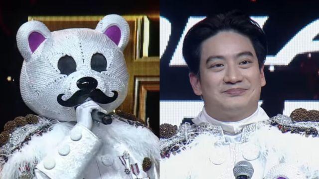 หน้ากากหมีขาว เฉลยคือ หมอโอ๊ค สมิทธิ์