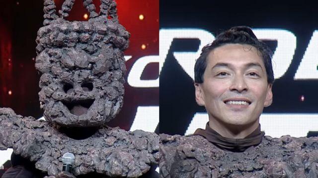 หน้ากากหอน คือ ปู แบล็กเฮด