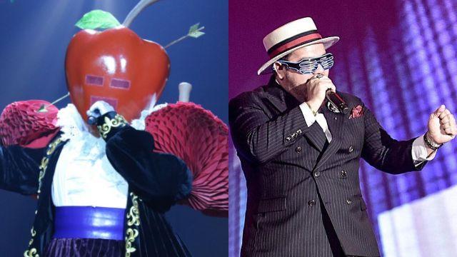 เฉลย หน้ากากแอปเปิ้ล คือ โอ๊ต ปราโมทย์ ปาทาน ใน The Mask Singer หน้ากากนักร้อง 3
