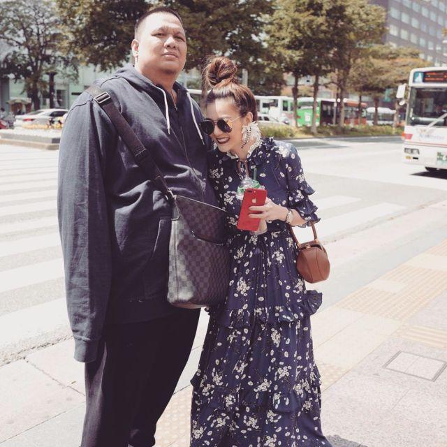 ไผ่ วันพอยท์ กับ ดิว อริสรา ที่ประเทศญี่ปุ่น