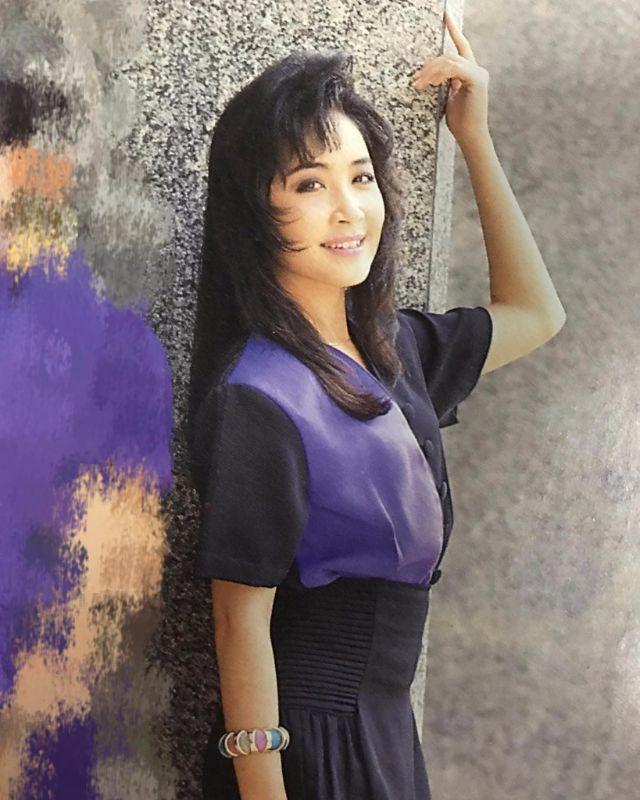 นางเอกชื่อดัง กวาง กมลชนก