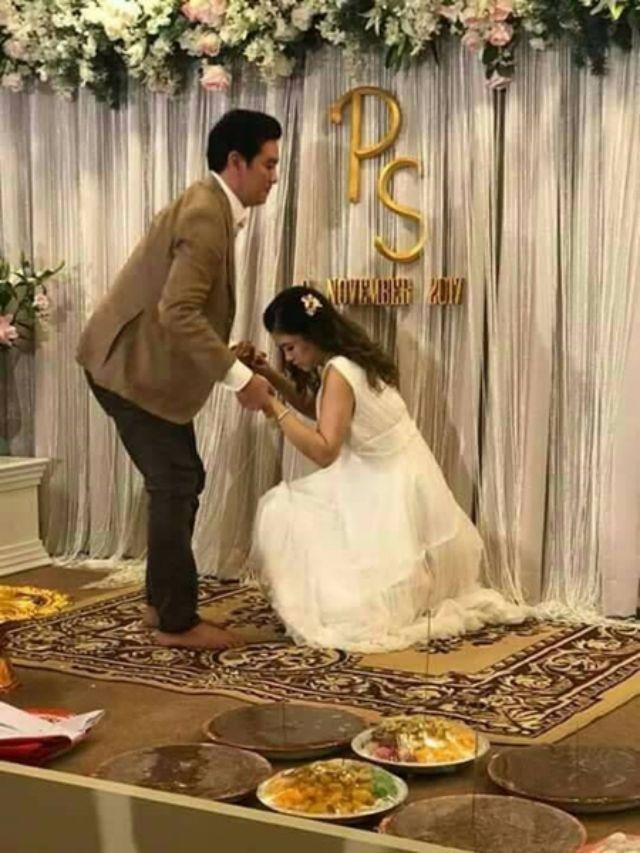 รูป งานแต่งงาน ชาคริต แย้มนาม กับ แอน ภัททิรา รุ่งโรจน์ รูปที่ 009