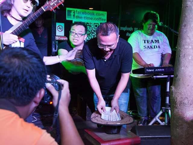 ศักดา อินคา เล่นคอนเสิร์ตเปิดรับเงินบริจาค ช่วย ตูน บอดี้สแลม รูปที่ 002