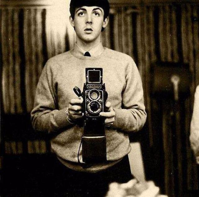 Paul McCartney 1959
