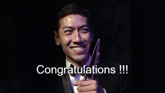 ป๋อมแป๋ม ได้รางวัล Best Entertainment Presenter จาก Asian Television Awards