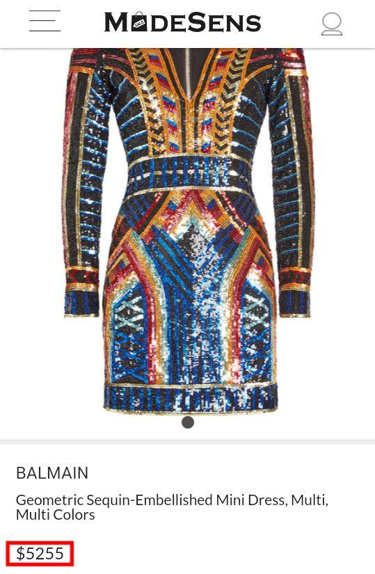เปิดราคาชุด อั้ม พัชราภา ที่ใส่ในวันปาร์ตี้วันเกิด บอกเลยว่าแพงมาก balmain