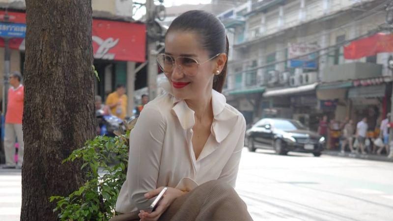 แอน ทองประสม ยังโดนเทกระจาด จะดังจะสวยแค่ไหน แท็กซี่ไทยก็ไม่เว้น