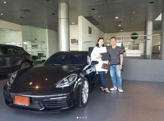 รถ Porsche 718 Cayman ของเจมส์ จิรายุ ซื้อให้พ่อ 1