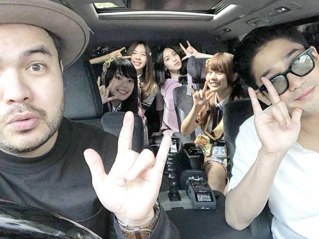 รายการ The Driver ep2 ตอน BNK48
