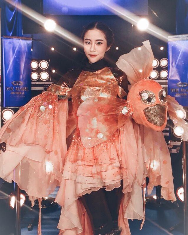 หน้ากากปลาทอง แจม เนโกะ จัมพ์
