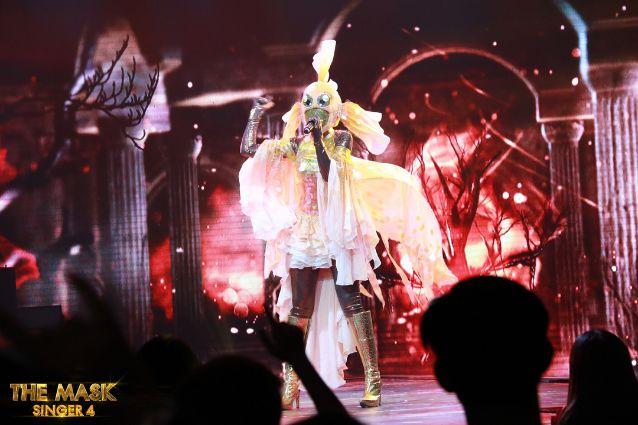 หน้ากากปลาทอง the mask singer หน้ากากนักร้อง