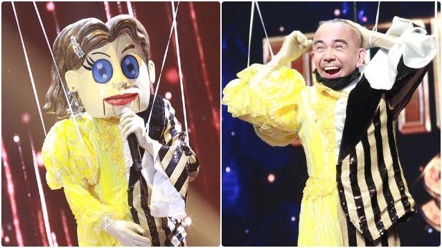 เฉลย หน้ากากหุ่นกระบอก คือใคร