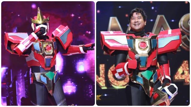 เฉลย หน้ากากหุ่นยนต์ คือ หนุ่ม อรรถพร the mask singer ซีซัน 4