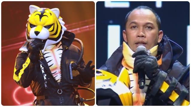 เฉลย หน้ากากเสือโคร่ง คือ สมจิตร จงจอหอ the mask singer 4