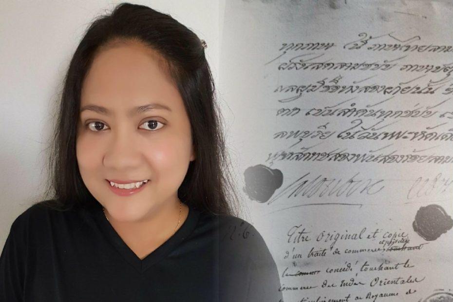 รอมแพง โชว์หลักฐาน หลังมีคนสงสัย บุพเพสันนิวาส ใช้ คนไทย แทน ชาวสยาม