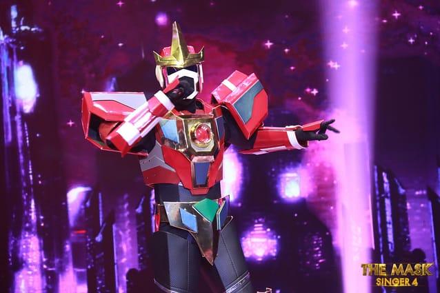 เฉลย หน้ากากหุ่นยนต์ The Mask Singer 4