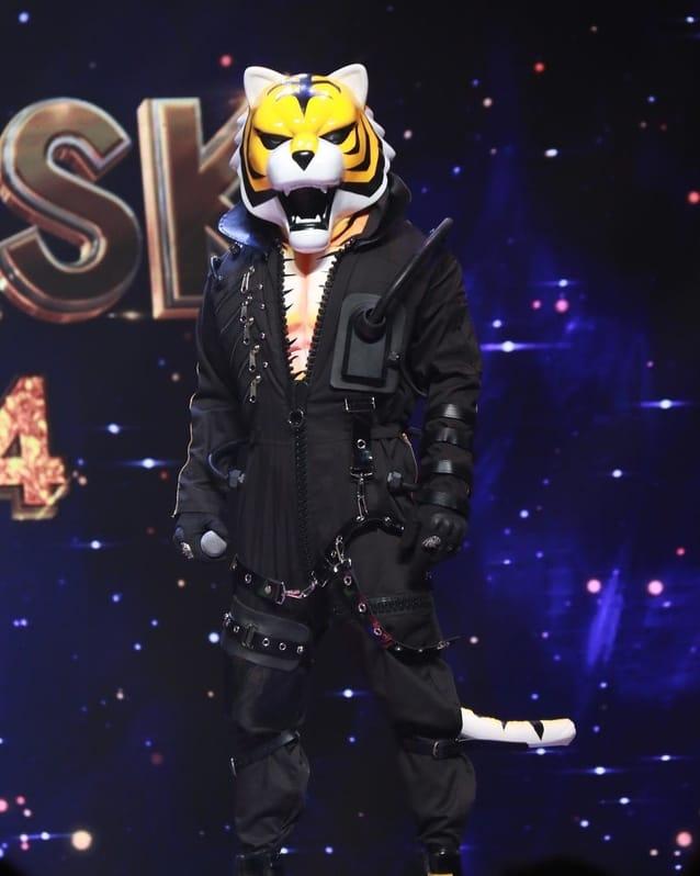 เฉลย หน้ากากเสือโคร่ง the mask singer 4
