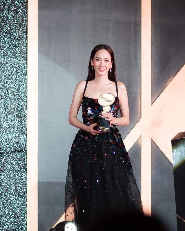 อั้ม พัชราภา MThai Awards 2018