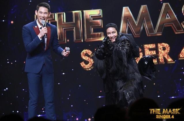 ผัดไทย ใจดี ดีดีดี the mask singer 4