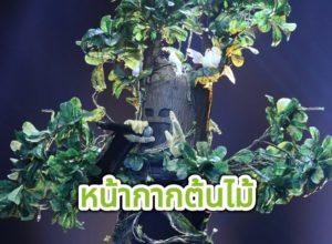 เฉลย หน้ากากต้นไม้ The Mask Singer 4 คือ นักร้องเสียงใสตัวเล็กคนนี้