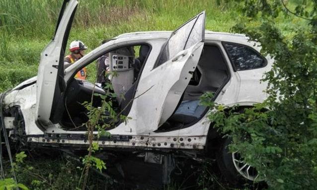 น้องอิน อุบัติเหตุ