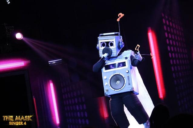 เฉลย หน้ากากวิทยุ The Mask Singer ซีซั่น 4 คือนักร้องหนุ่มคนนี้ ตามคาด