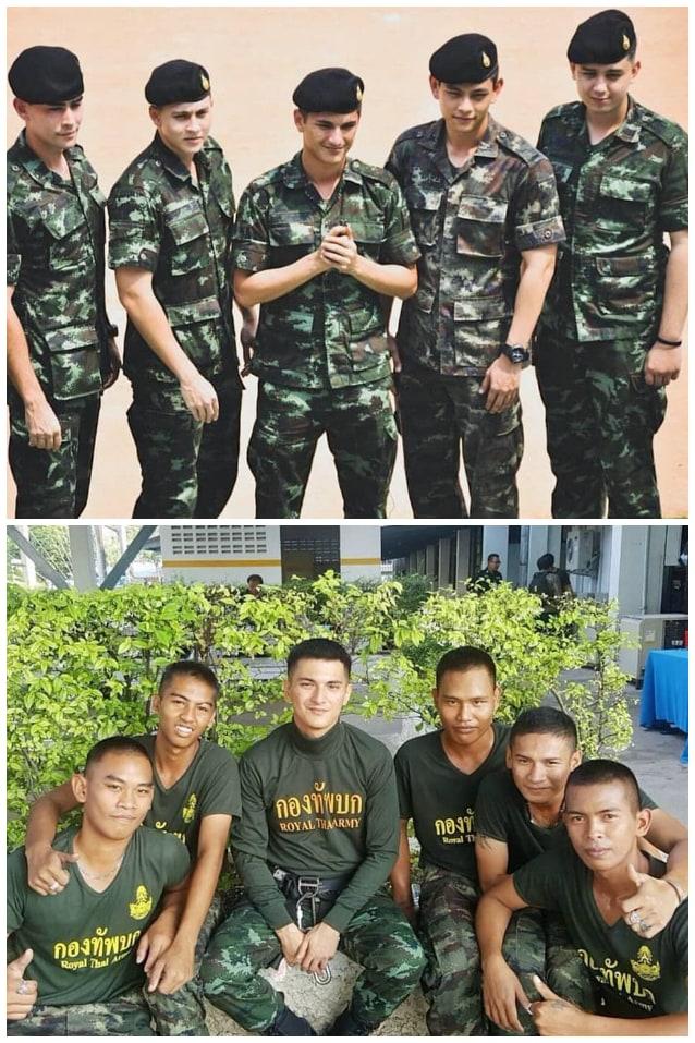 ชิน ชินวุฒ เผยประสบการณ์ครั้งยิ่งใหญ่ กับชีวิตการเป็นทหารตลอด 2 ปี